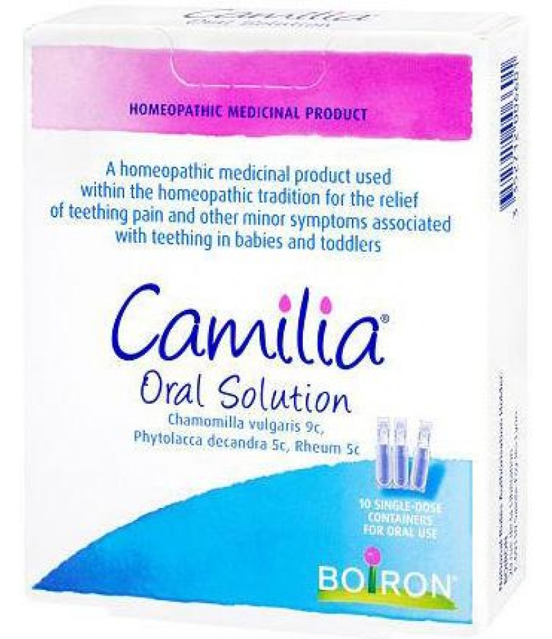 CAMILIA teething oral solution 1ml