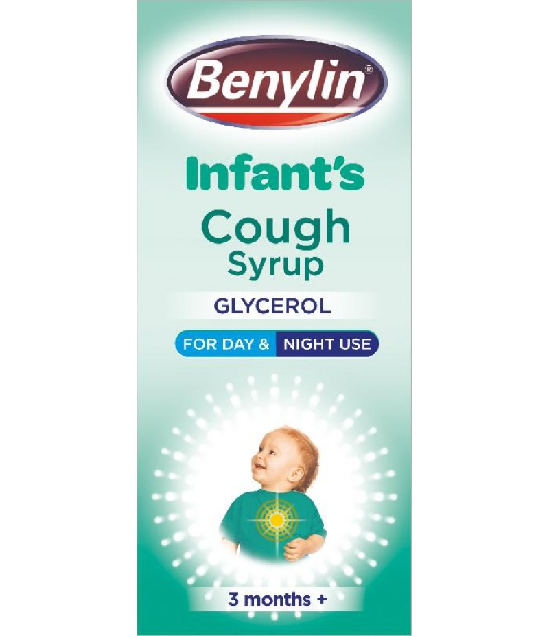 BENYLIN childrens infant's cough syrup 125ml