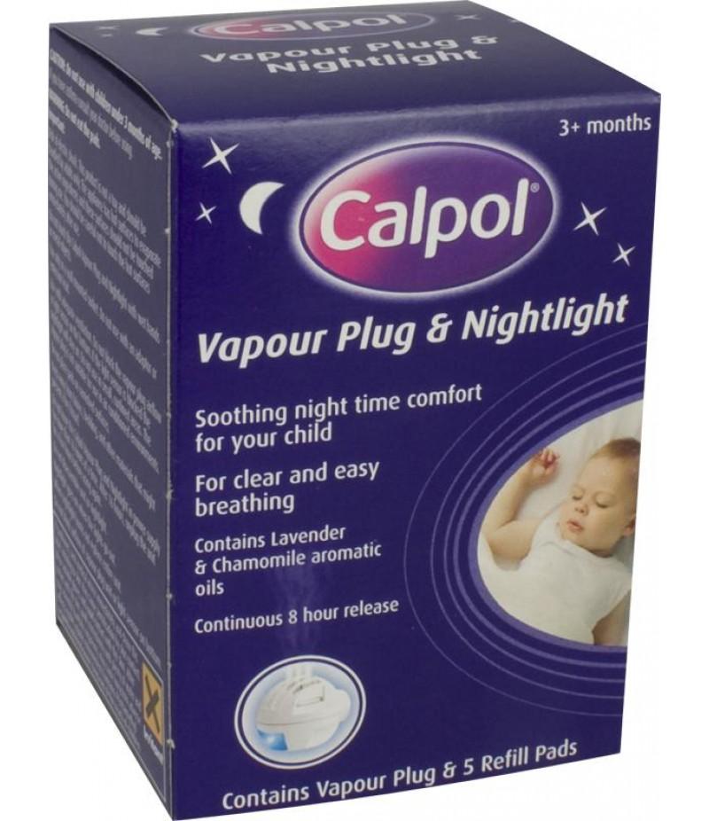 CALPOL night plug in