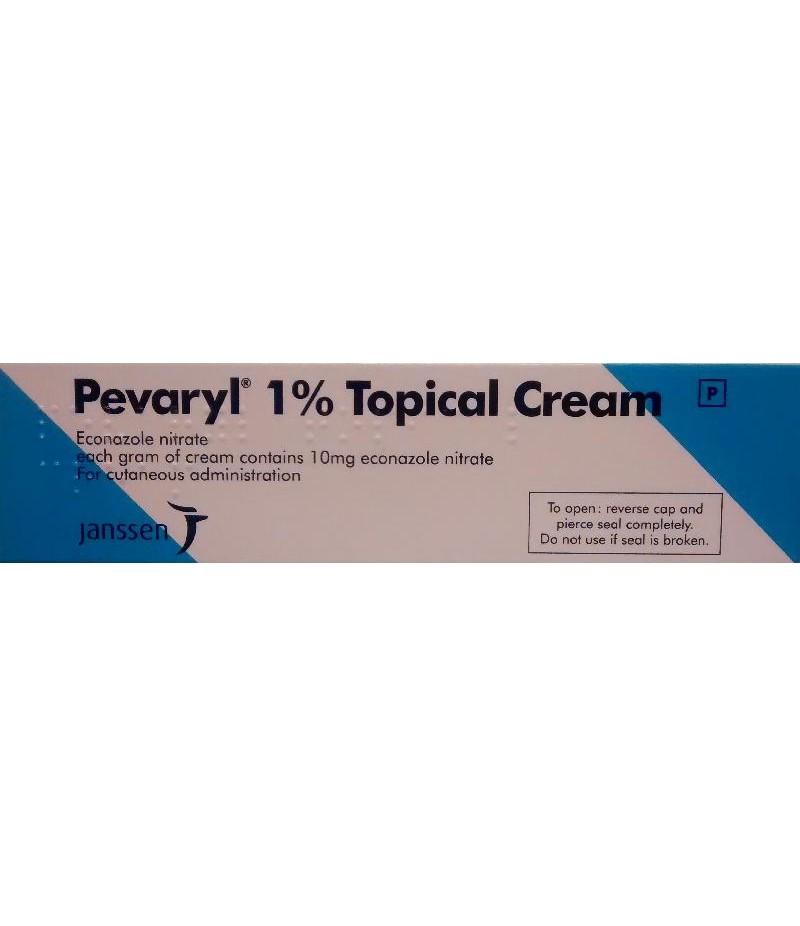PEVARYL cream 1% 30g