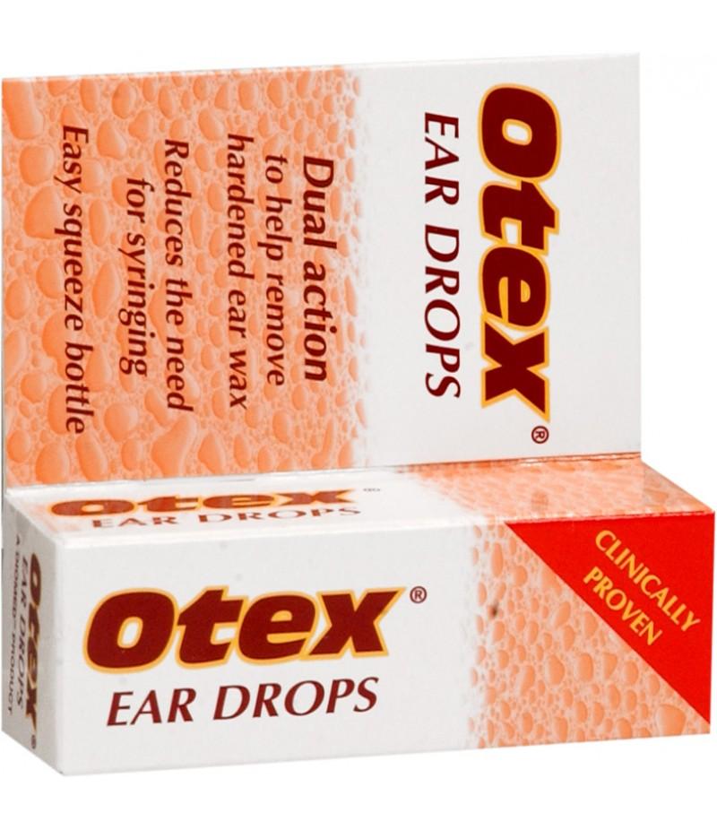 OTEX ear drops 5% w/w 8ml
