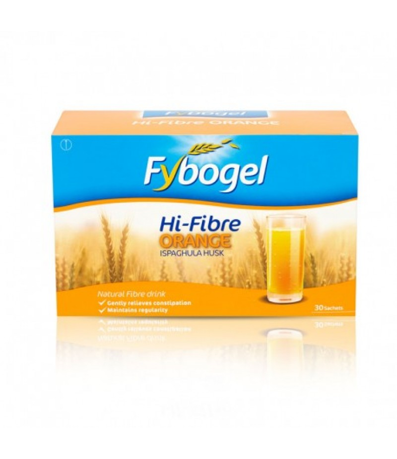 FYBOGEL HI-FIBRE sachets orange 3.5g  30