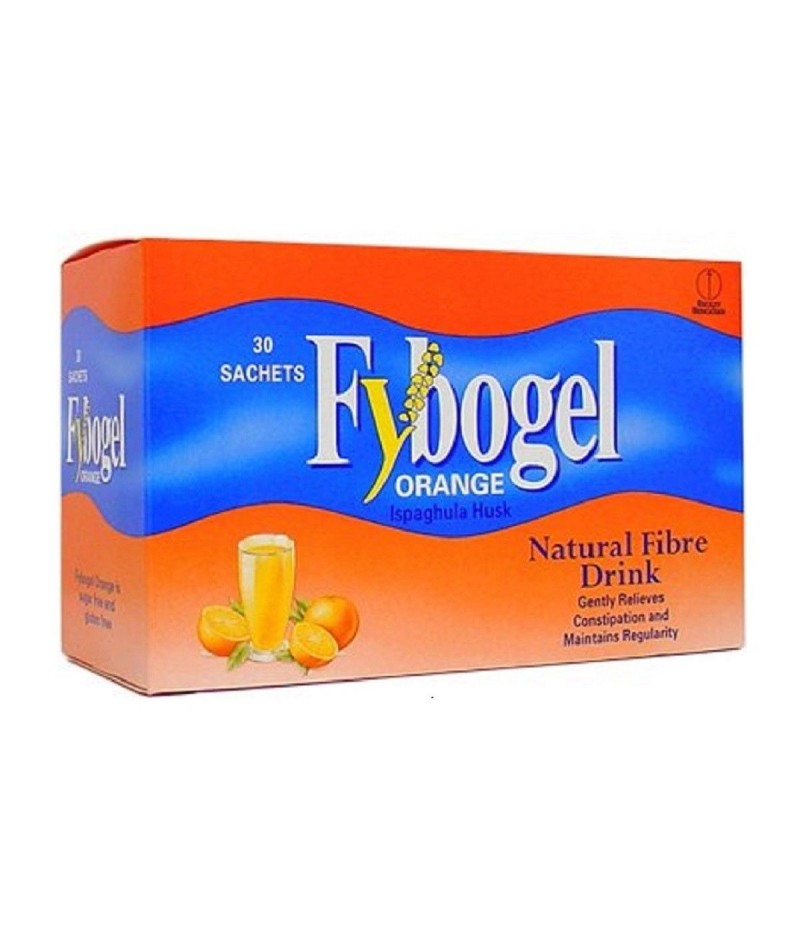 FYBOGEL sachets orange 3500mg  30