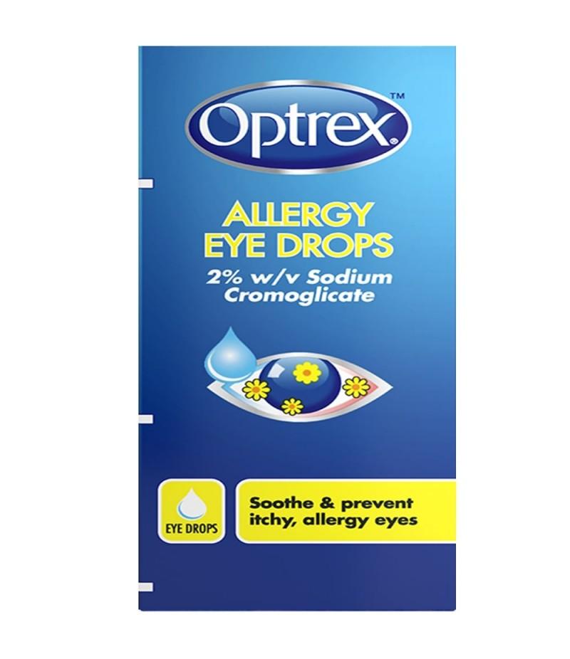OPTREX ALLERGY EYES eye drops 2%w/v 10ml