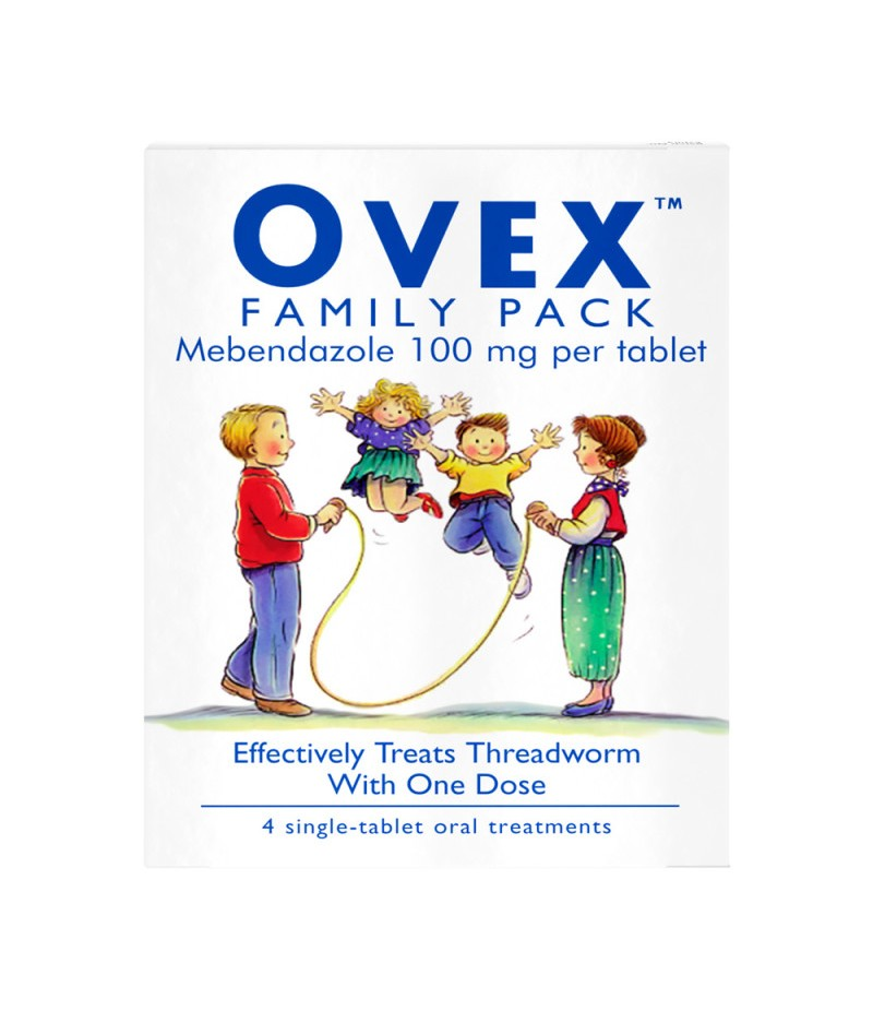 OVEX tablets 100mg  4