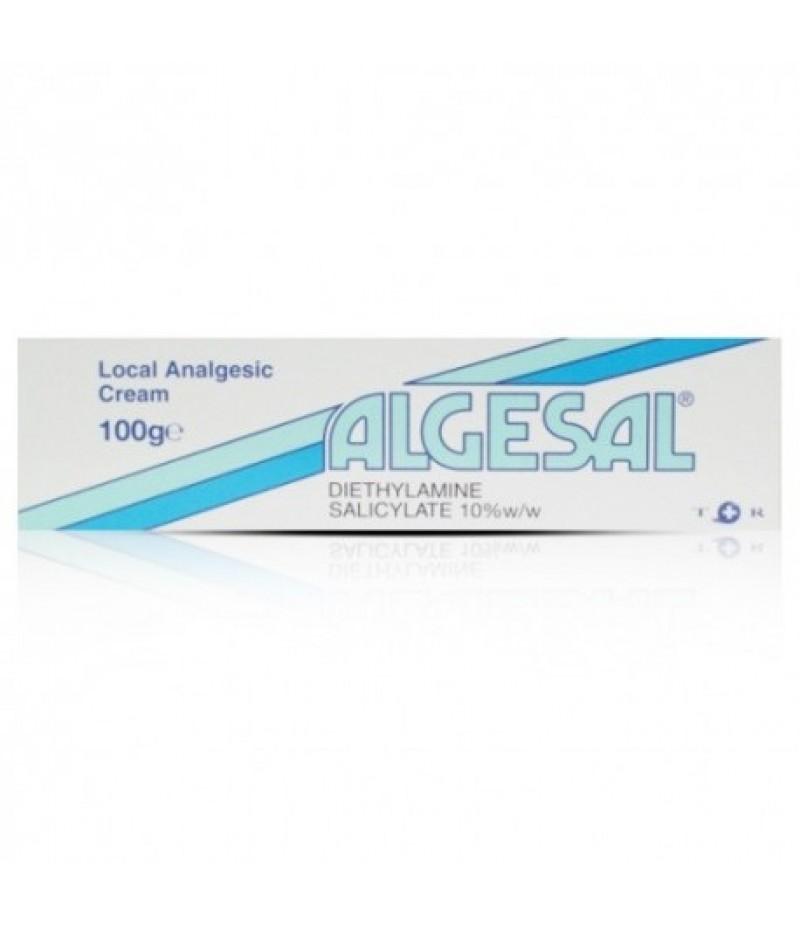 ALGESAL tube 10% w/w 100g