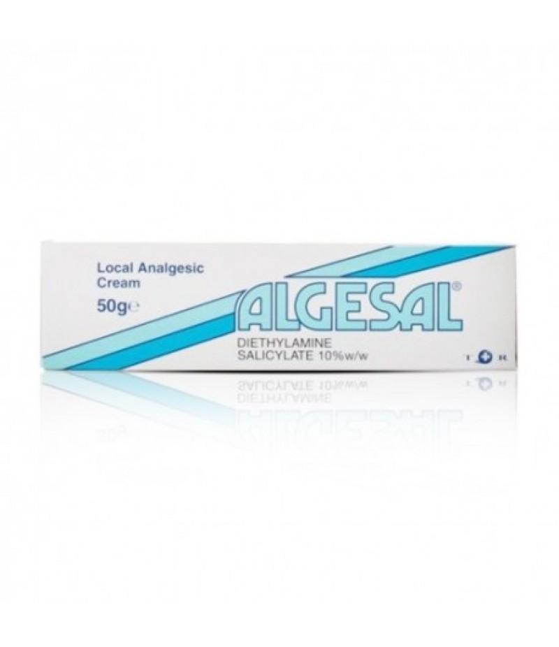 ALGESAL tube 10% w/w 50g