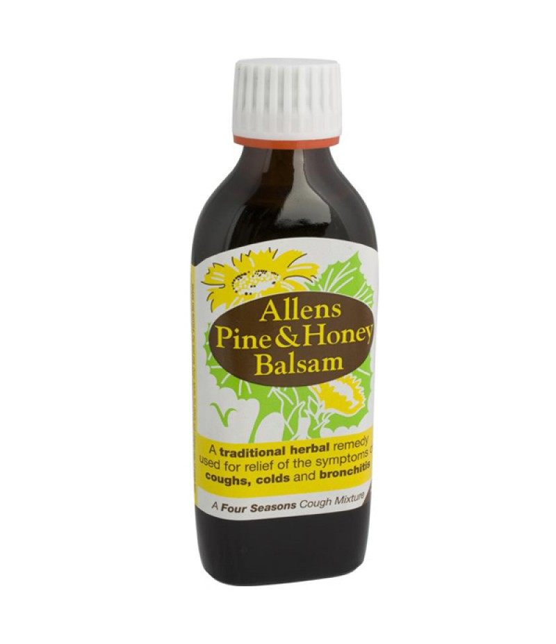 ALLENS pine & honey balsam null 150ml