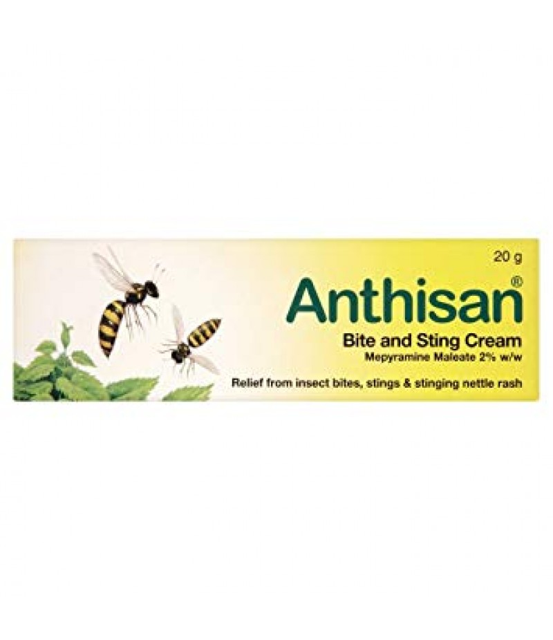 ANTHISAN cream 2% 25g