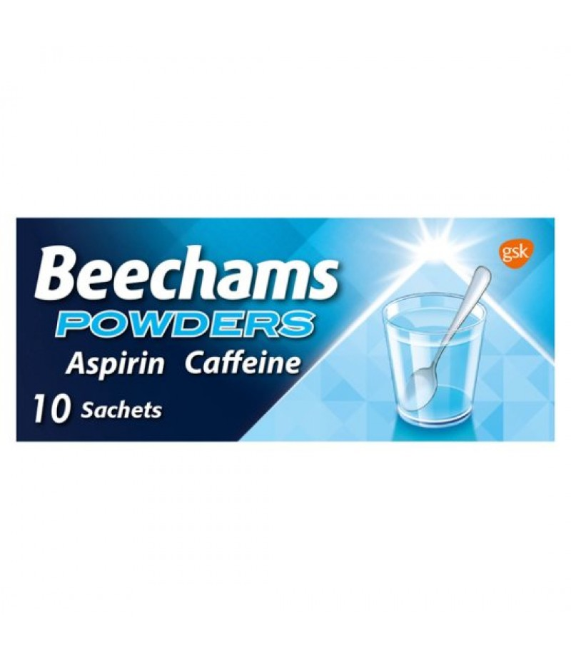 BEECHAMS powders 600mg/50mg  10