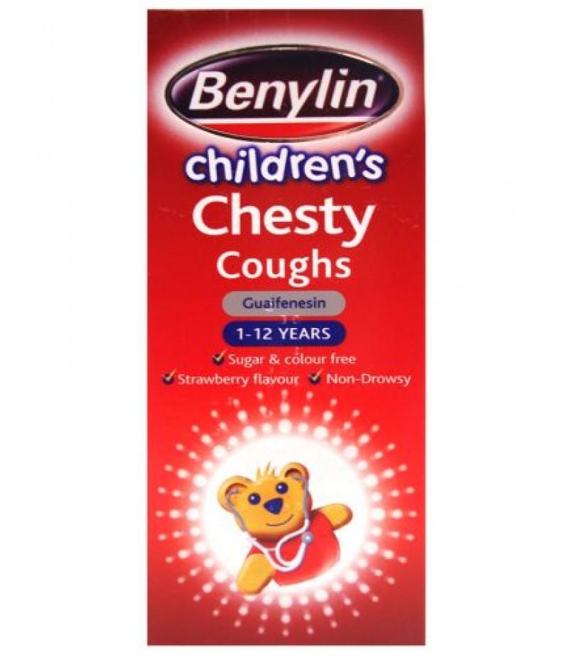BENYLIN childrens childrens chesty cough 125ml
