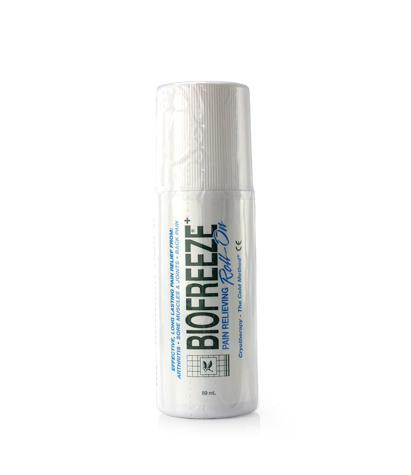 BIOFREEZE pain relief roll on 89ml