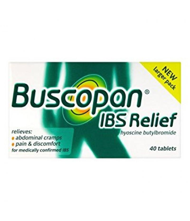 BUSCOPAN IBS RELIEF tablets 10mg  40