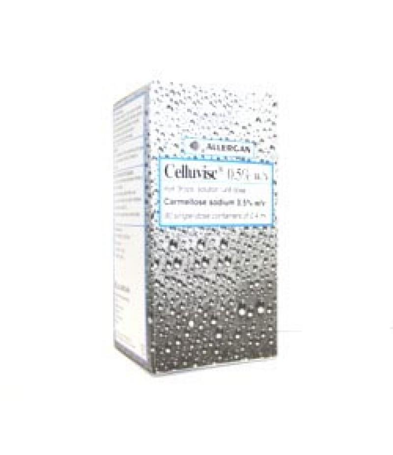 CELLUVISC dry eye preparation 0.5% 0.4ml 90
