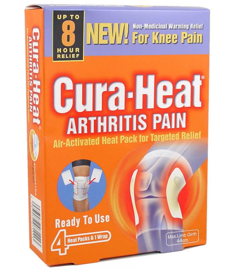 CURA-HEAT Air Active arthritis knee   4