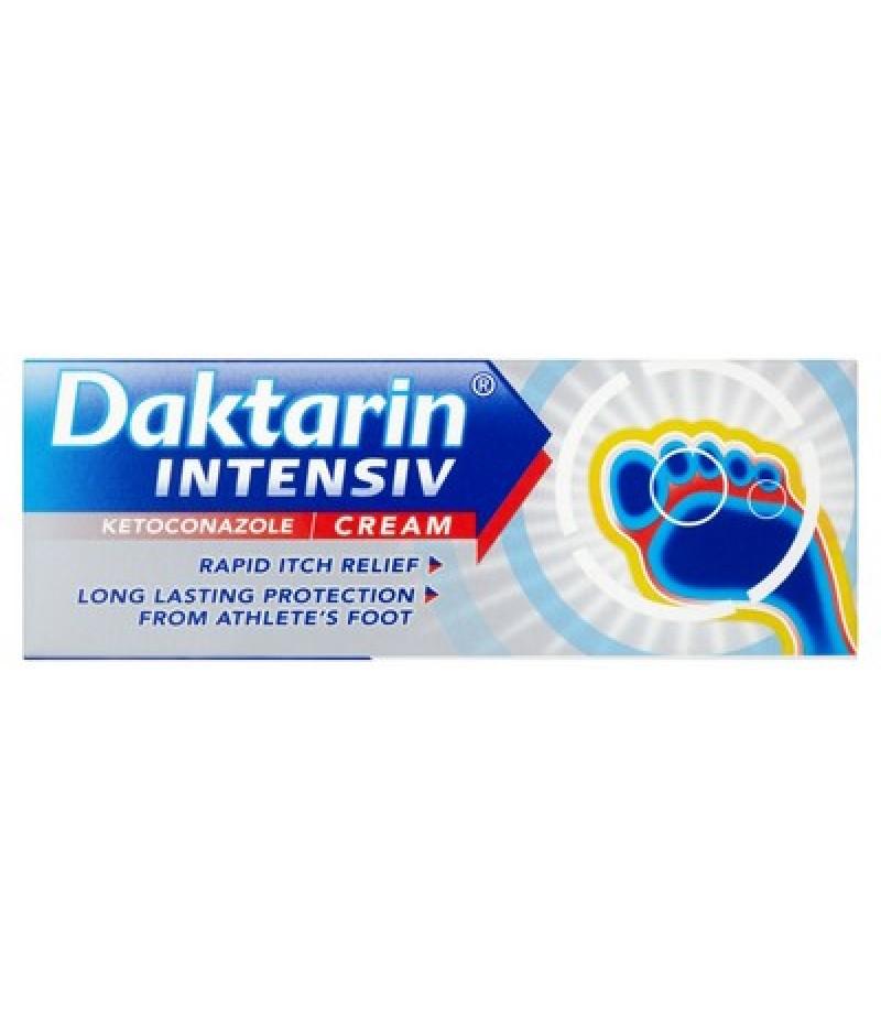 DAKTARIN intensiv cream 2% w/w 15g