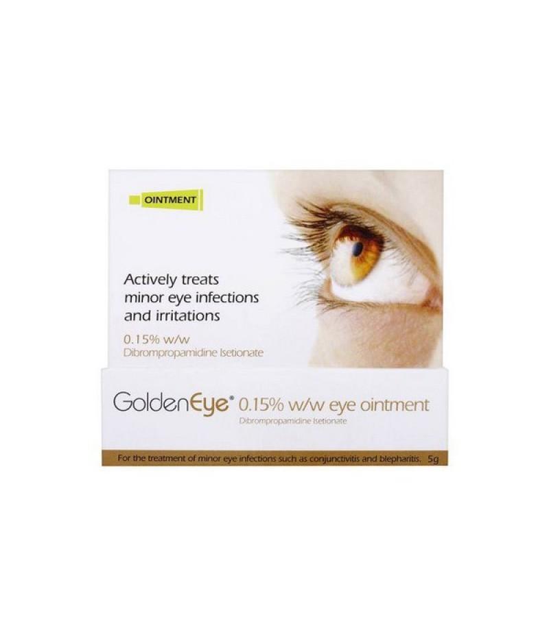 GOLDEN EYE ointment 0.15% 5g