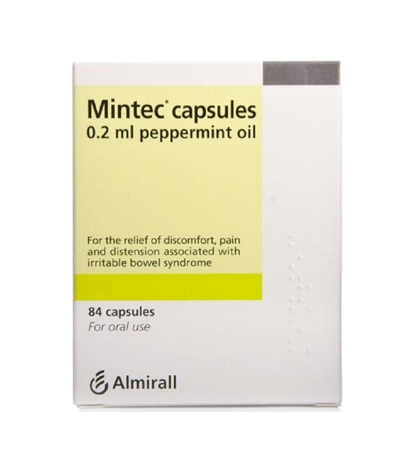 MINTEC capsules  84